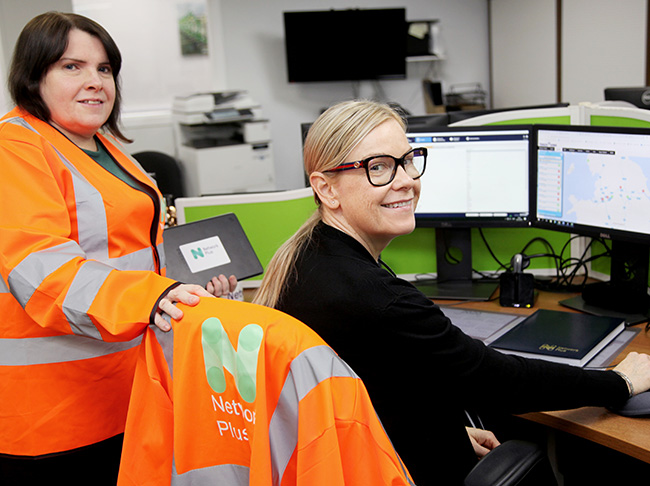 network plus aims image customer service