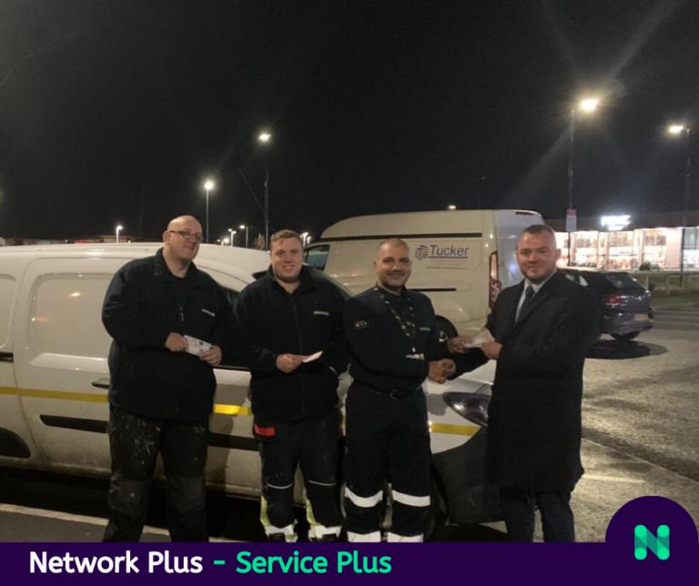 Network Plus - Service Plus