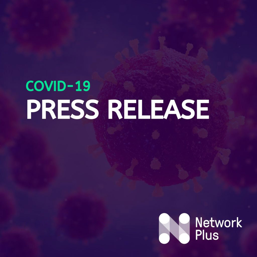 Network Plus Customer Liaison Officer supports vulnerable people during COVID-19
