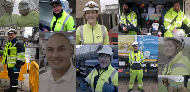 Super Sewermen get shot at TV fame – featuring Network Plus employees