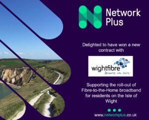 Contract award to manage WightFibre rollout on the Isle of Wight