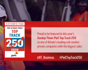 Network Plus ranked in Sunday Times Top 250 Companies