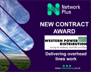 Network Plus awarded overhead line contract by Western Power Distribution