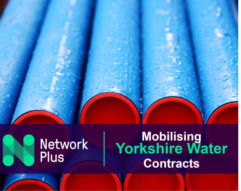 Yorkshire Water Network Plus Contracts