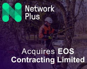 Network Plus Group acquires EOS Contracting Limited