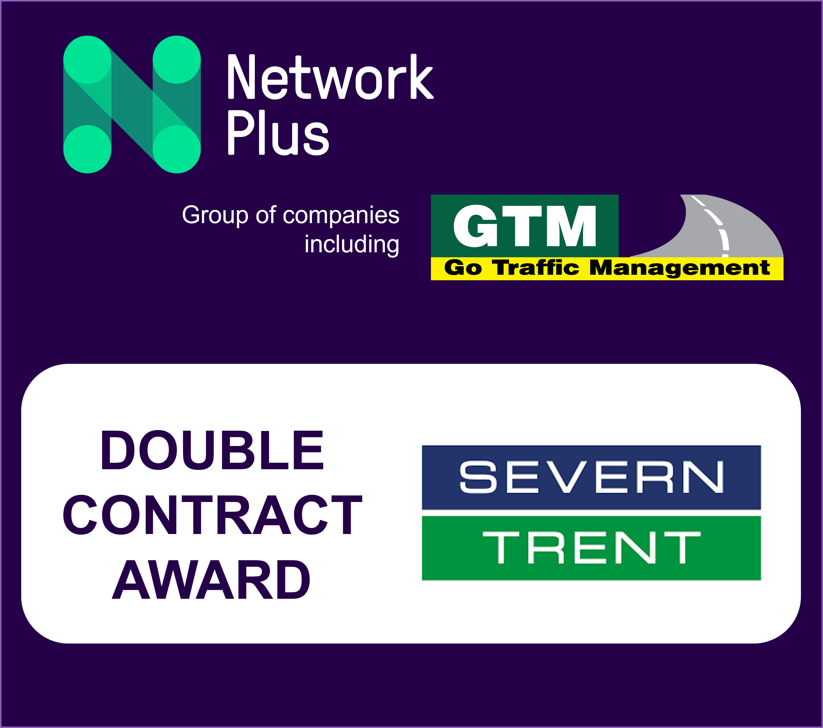 Severn Trent Double contract award